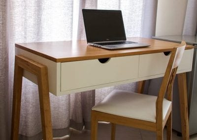 Forest Elder Desk and Chair