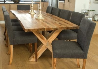 Farm Table and Cody Classic Chairs