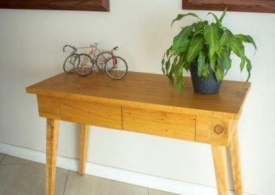 Cedar Wood Console