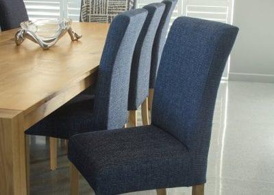 Bernice High Back Chairs
